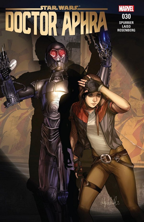 Comic Review for week of March 27th, 2019 STAR WARS DOCTOR APHRA #30