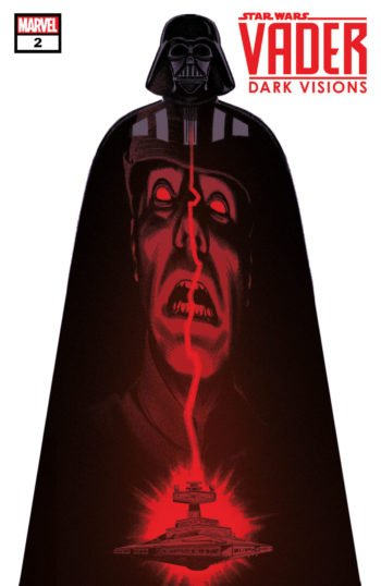 Comic Review for week of March 27th, 2019 STAR WARS VADER – DARK VISIONS #2