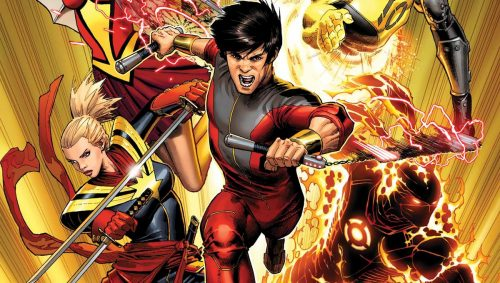 Shang Chi Marvel cover 500x283 Marvel Studios Shang Chi solo film moves ahead with director Destin Daniel Cretton