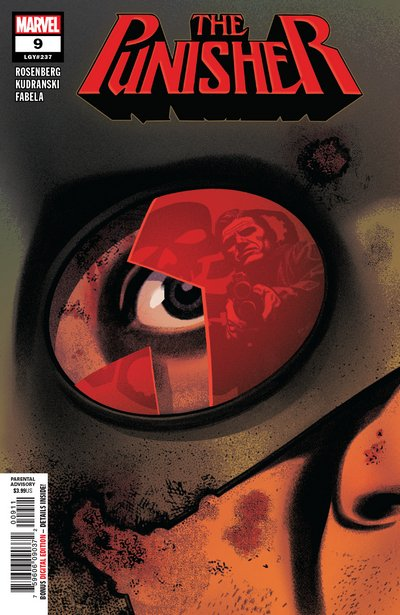 Comic Review for week of March 13th, 2019 THE PUNISHER #9