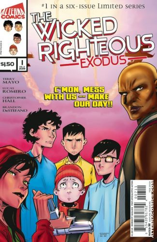 THE WICKED RIGHTEOUS 1 325x500 Comic Review for week of March 13th, 2019