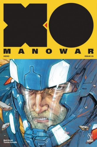 X O MANOWAR 25 329x500 Comic Review for week of March 20th, 2019