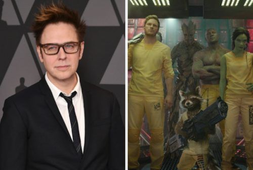 james gunn guardians of the galaxy 500x336 Disney Reinstates Director James Gunn For 'Guardians Of The Galaxy 3'