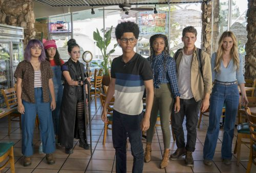 marvels runaways season 3 hulu 500x339 Runaways Renewed for Season 3 That Will Deepen Ties to Marvel Universe — Watch Hulu Announcement Video