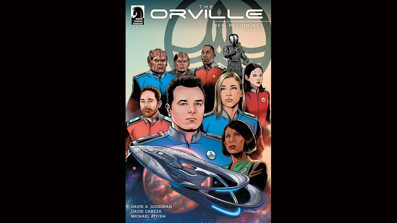 Fox's 'The Orville' Flies Into Comics This July Fox's 'The Orville' Flies Into Comics This July