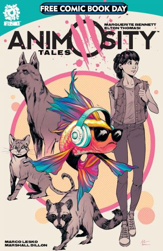 FCBD 2019 ANIMOSITY TALES 325x500 FCBD 2019 Animosity Tales