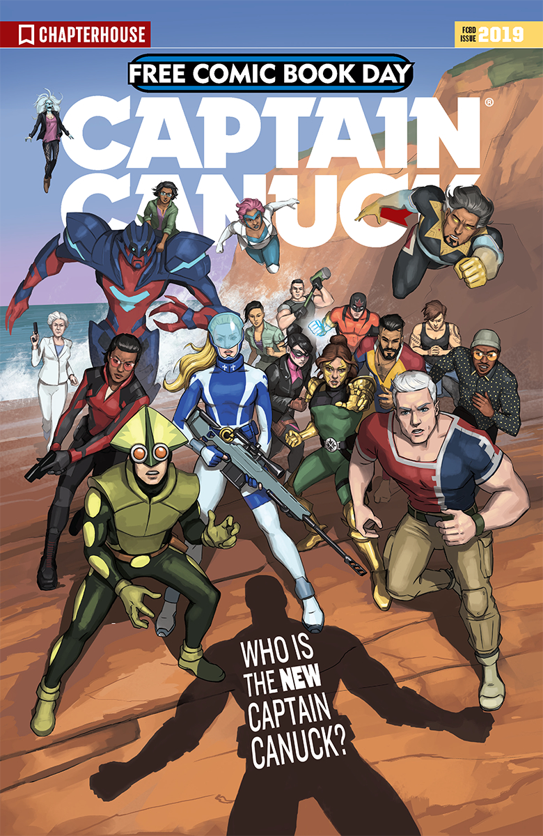 FCBD 2019 Captain Canuck Equilibrium Shift FCBD 2019 CAPTAIN CANUCK EQUILIBRIUM SHIFT #1.jpg