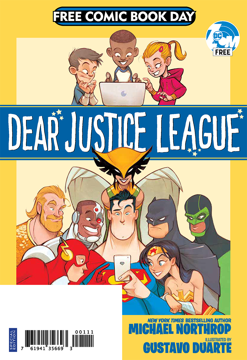 FCBD 2019 Dear Justice League Special Edition FCBD 2019 DEAR JUSTICE LEAGUE SPECIAL EDITION.jpg