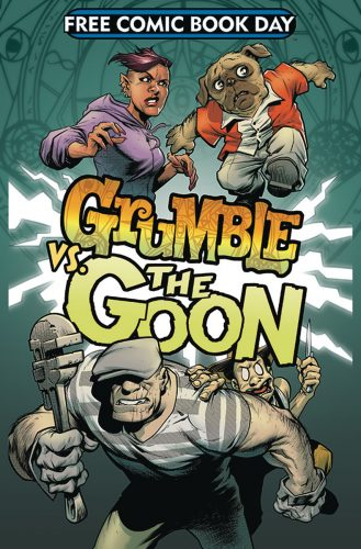 FCBD 2019 GRUMBLE VS THE GOON 329x500 FCBD 2019 Grumble Vs The Goon