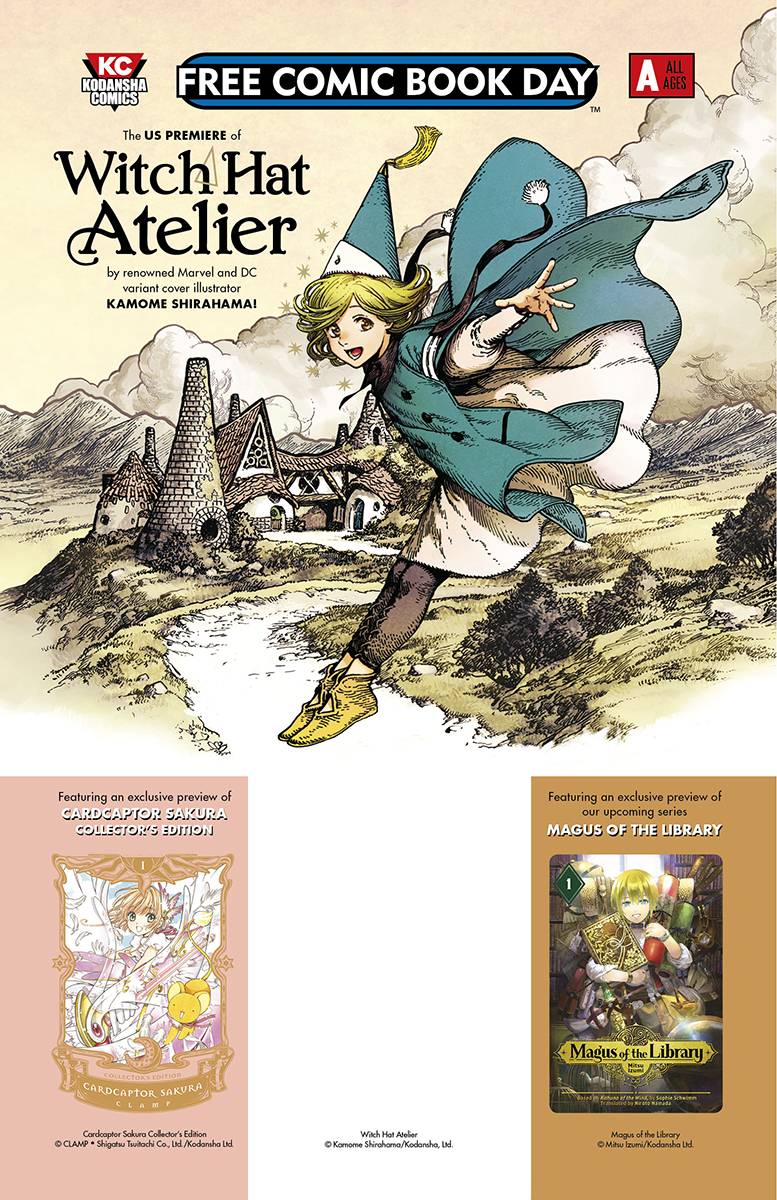 FCBD 2019 Kodansha Comics All Ages Sampler FCBD 2019 KODANSHA COMICS ALL AGES SAMPLER.jpg