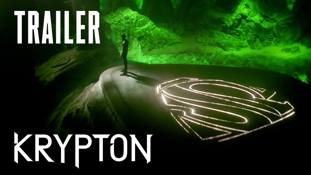 KRYPTON | Season 2 Official Trailer | SYFY KRYPTON | Season 2 Official Trailer | SYFY