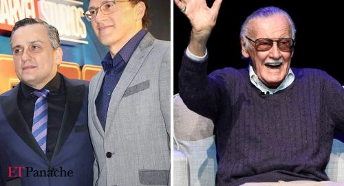 photo 500x271 After Endgame, Russo brothers reveal plans of developing a docu on Stan Lee