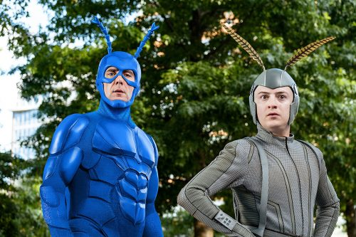amazon the tick 500x333 'The Tick' Canceled By Amazon After Two Seasons