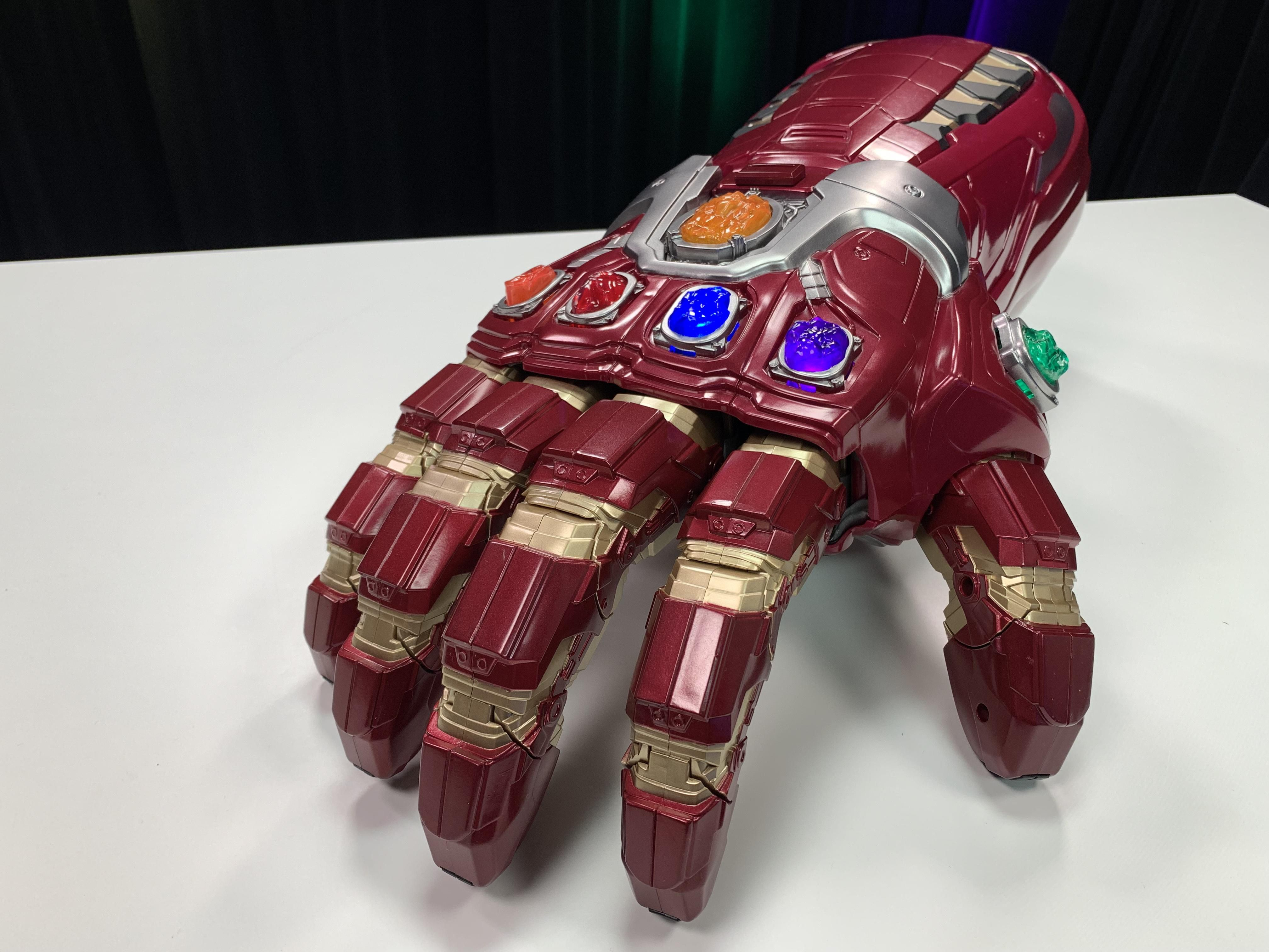 Avengers: Endgame Power Gauntlet is headed to your hands Avengers: Endgame Power Gauntlet is headed to your hands