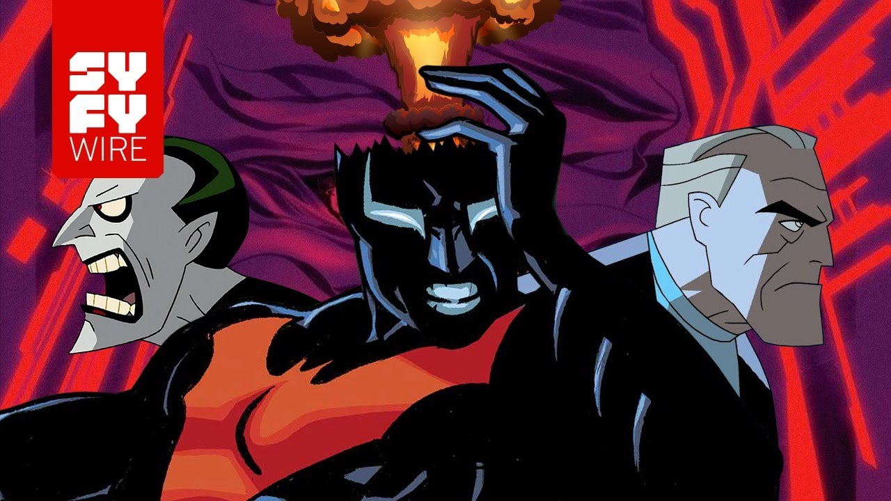 Batman Beyond: Everything You Didn't Know | SYFY WIRE Batman Beyond: Everything You Didn't Know | SYFY WIRE