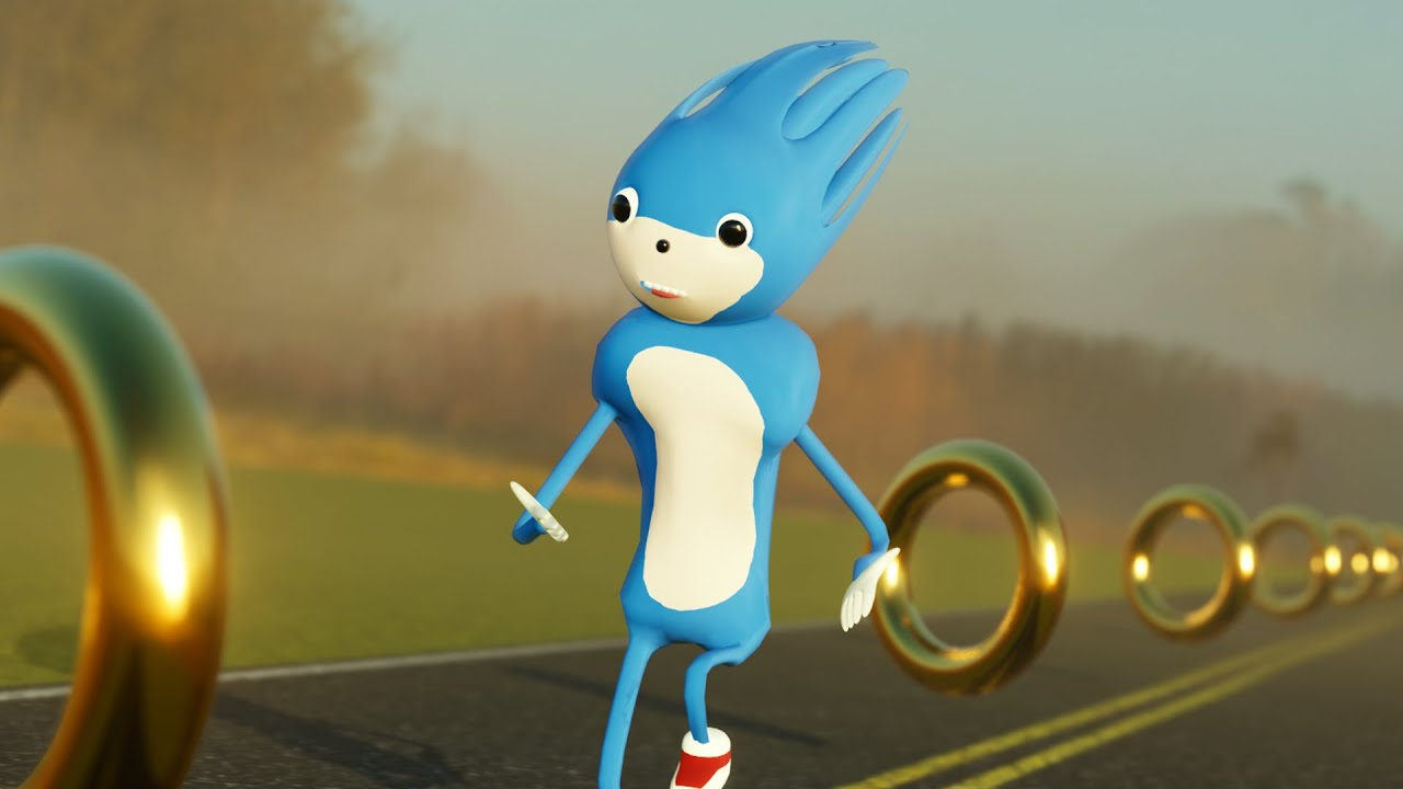 Sonic The Hedgehog Improved Trailer Sonic The Hedgehog Improved Trailer