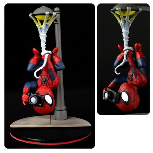 Spider-Man Spider Cam Q-Fig Figure – Entertainment Earth Spider-Man Spider Cam Q-Fig Figure – Entertainment Earth