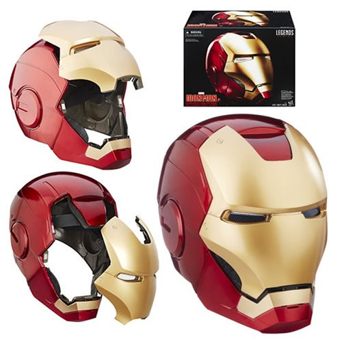 9b505debec394cd59f8a421a6dacb601lg Marvel Legends Iron Man Electronic Helmet