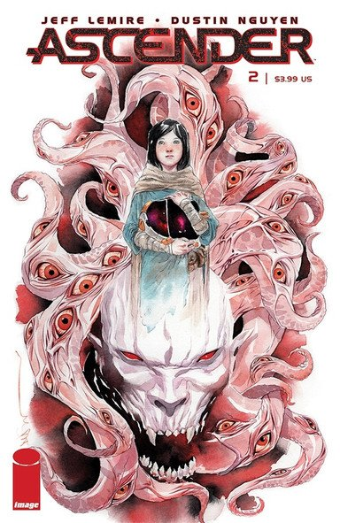 Comic Book Pull for May 29th, 2019 ASCENDER #2