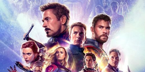 Avengers Endgame IMAX Poster Cropped 500x250 Here's When Tickets For The Endgame Re Release May Go On Sale