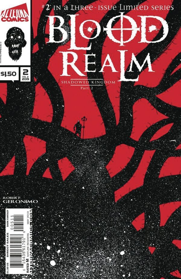 Comic Book Pulls for June 5th, 2019 BLOOD REALM #2