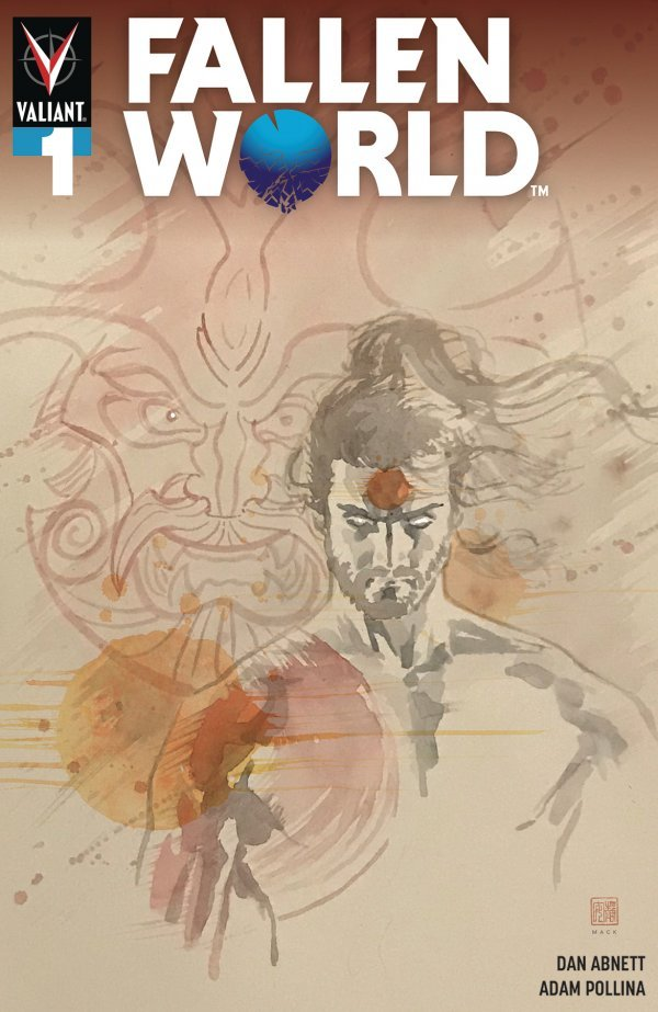 Comic Book Review for May 1st, 2019 FALLEN WORLD #1 COVER F PRE-ORDER BUNDLE COVER