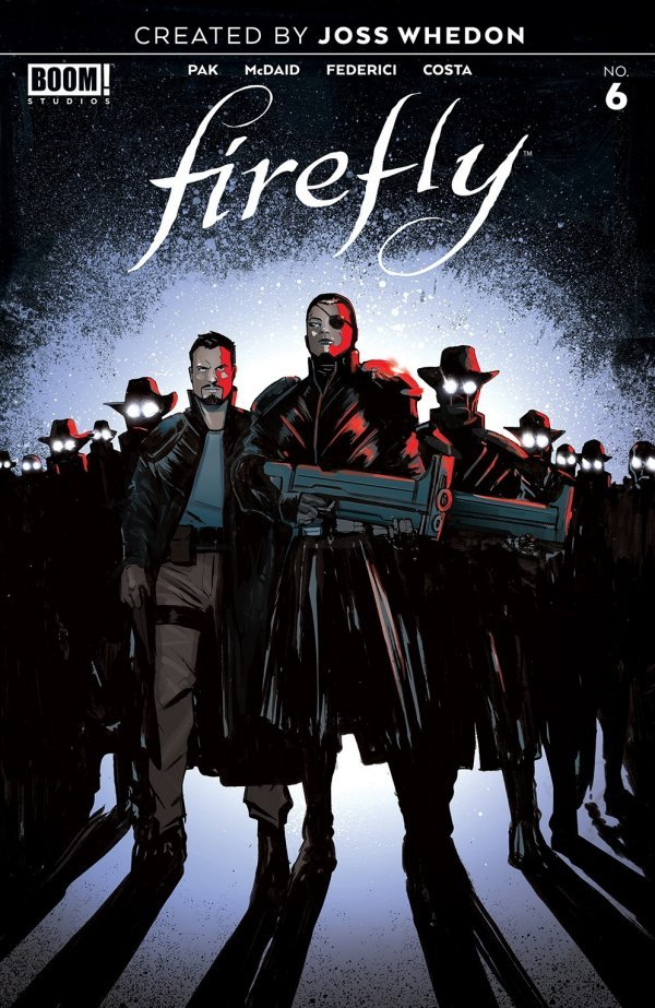 Comic Book Pull for May 15th, 2019 FIREFLY #6