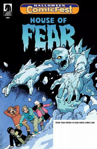 House of Fear Attack of the Killer Snowmen 325x500 House of Fear Attack of the Killer Snowmen