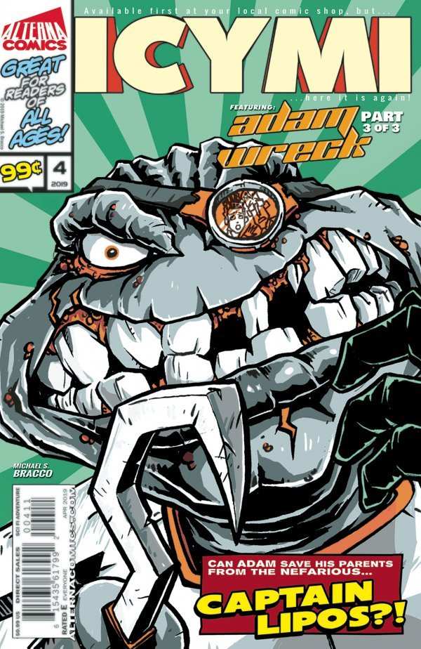 Comic Book Review for May 8th, 2019 ICYMI #4