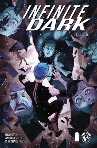 INFINITE DARK 6 329x500 Comic Book Review for May 8th, 2019
