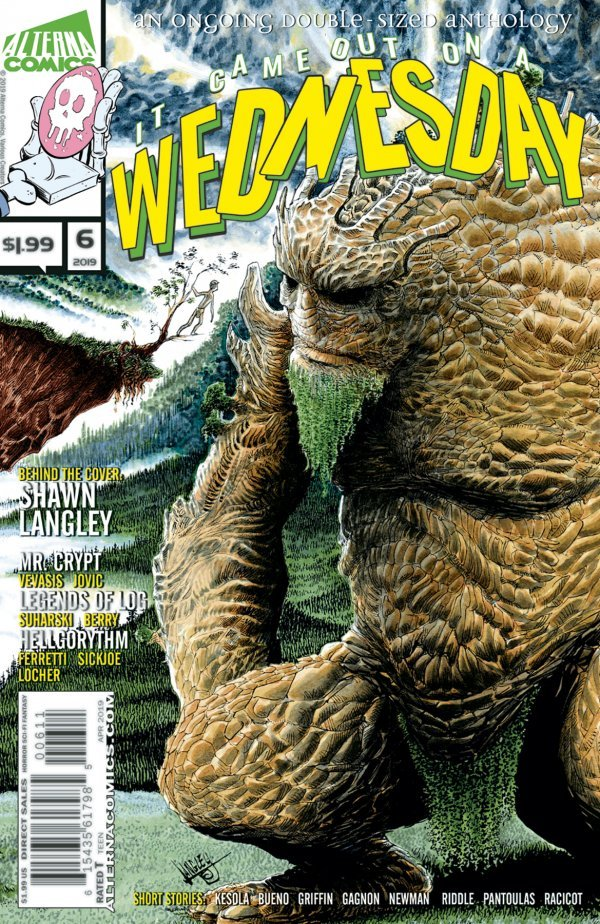 Comic Book Review for May 8th, 2019 IT CAME OUT ON A WEDNESDAY #6
