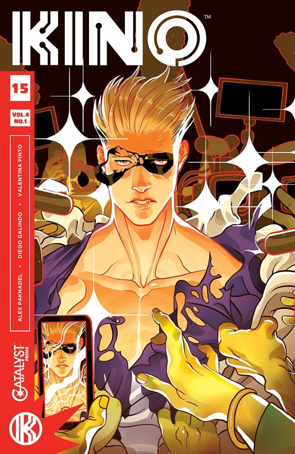 Comic Review for week of April 24th, 2019 KINO #15
