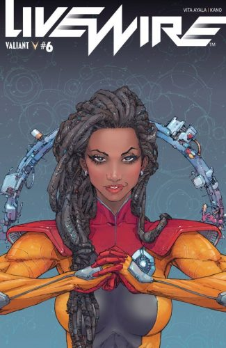 LIVEWIRE 6 325x500 Comic Book Pull for May 15th, 2019