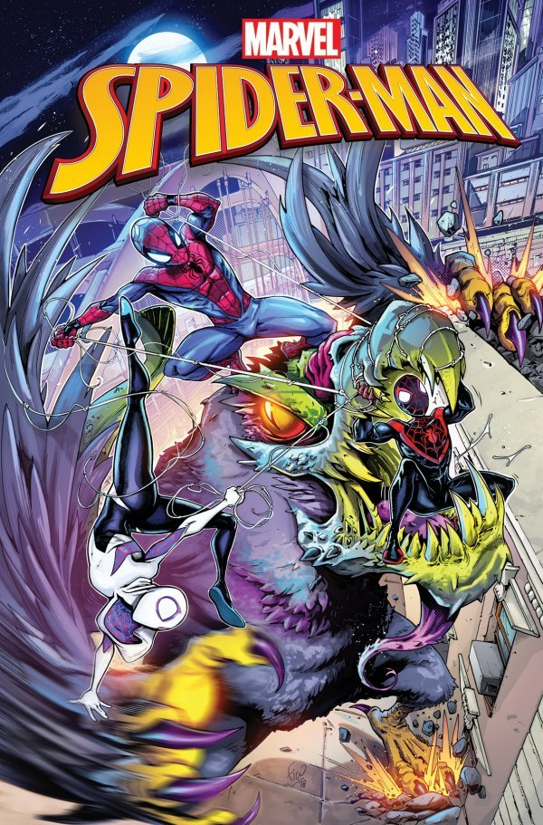 Comic Book Review for May 1st, 2019 MARVEL ACTION SPIDER-MAN #3