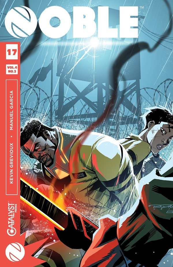 Comic Pull For April 10th, 2019 NOBLE #17
