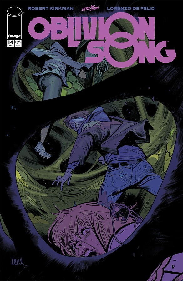 Comic Pull For April 10th, 2019 OBLIVION SONG #14