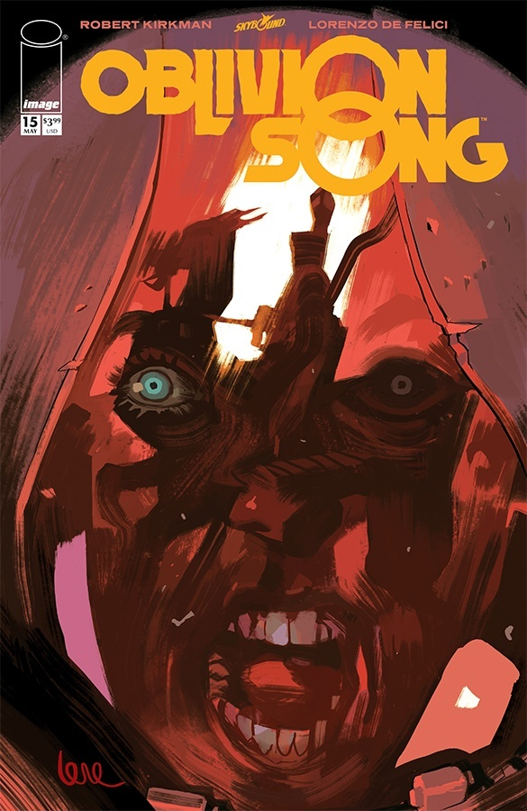 Comic Book Pull for May 15th, 2019 OBLIVION SONG #15