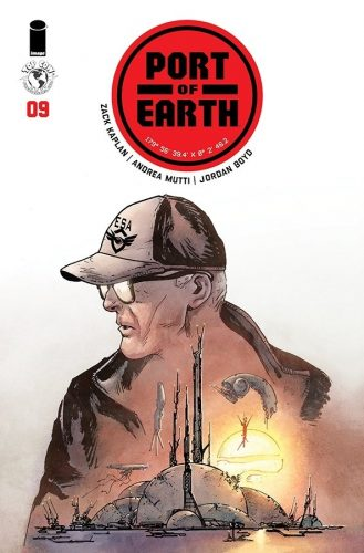 PORT OF EARTH 9 329x500 Comic Pull for April 17th, 2019