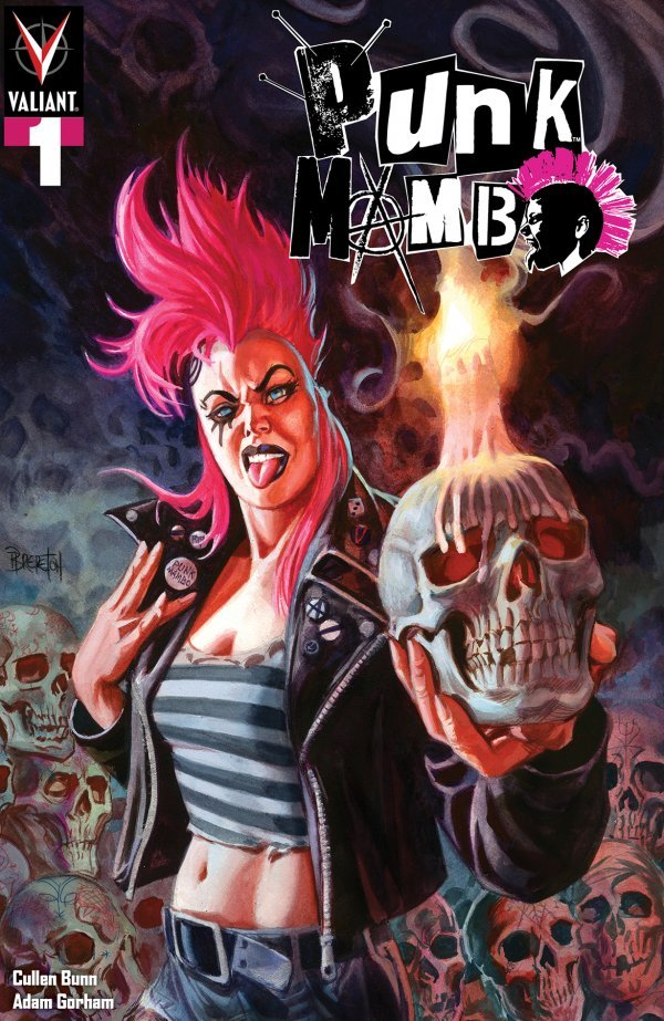 Comic Review for week of April 24th, 2019 PUNK MAMBO #1