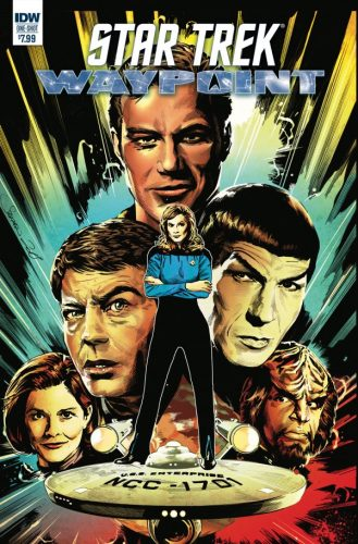 STAR TREK WAYPOINT SPECIAL 2019 1 329x500 Comic Review for week of April 24th, 2019