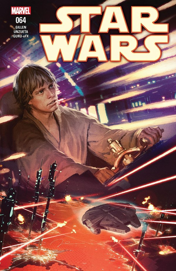 Comic Book Pull for April 3rd, 2019 STAR WARS #64