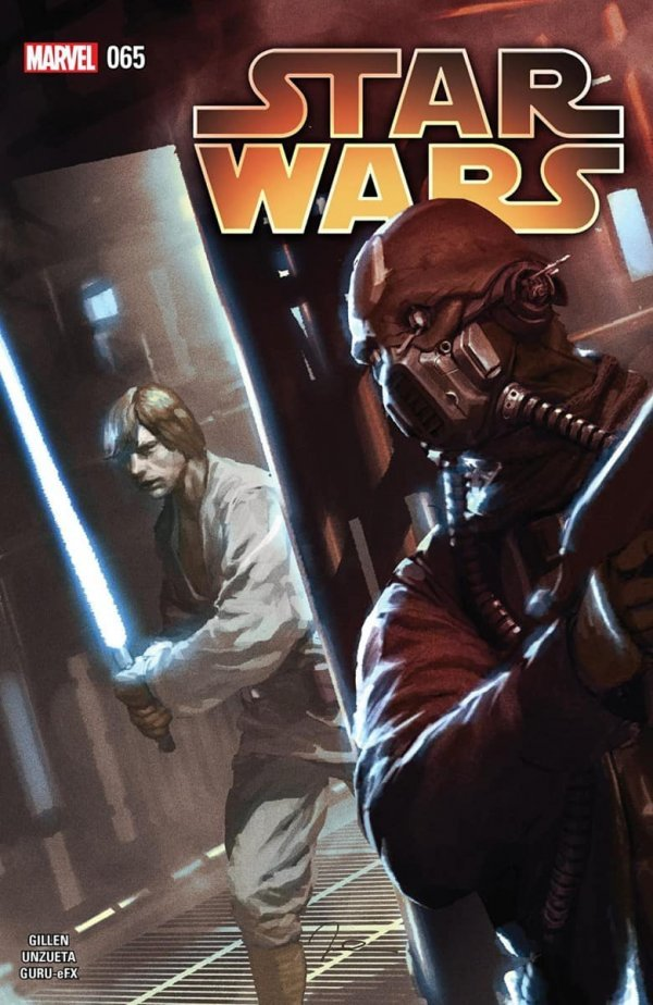 Comic Book Review for May 1st, 2019 STAR WARS #65