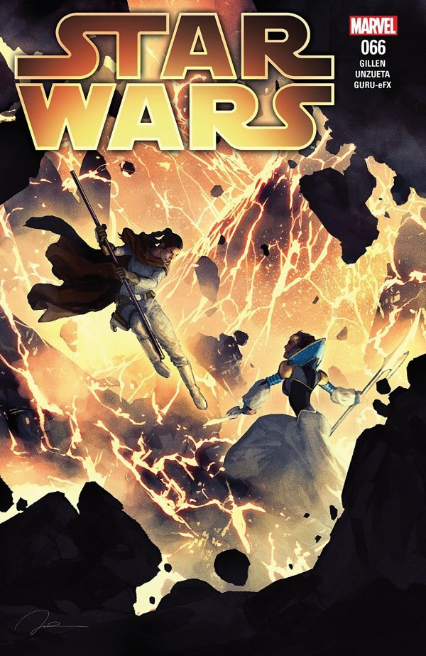 Comic Book Pull for May 15th, 2019 STAR WARS #66