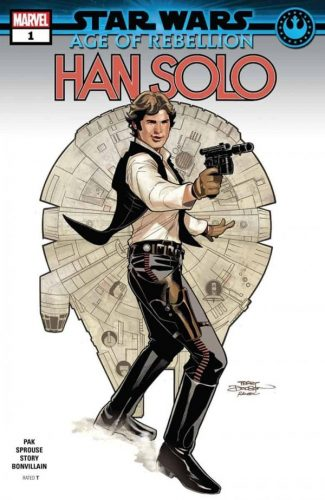 STAR WARS AGE OF REBELLION HAN SOLO 1 325x500 Comic Book Review for May 1st, 2019