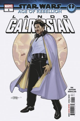 STAR WARS AGE OF REBELLION LANDO CALRISSIAN 1 329x500 Comic Book Pull for May 15th, 2019