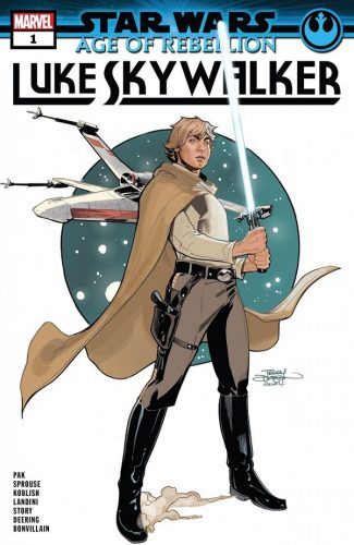 STAR WARS AGE OF REBELLION LUKE SKYWALKER 1 325x500 Comic Book Pulls for June 5th, 2019