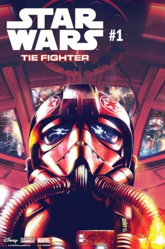 STAR WARS TIE FIGHTER 1 331x500 Comic Pull for April 17th, 2019