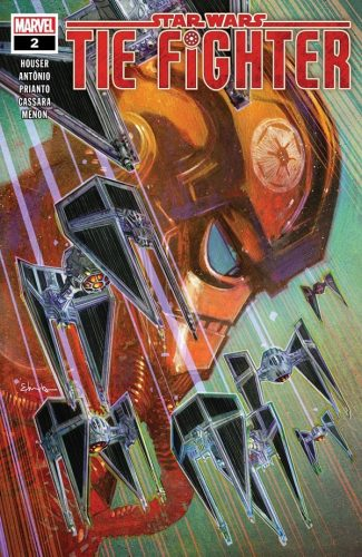 STAR WARS TIE FIGHTER 2 325x500 Comic Book Pull for May 15th, 2019