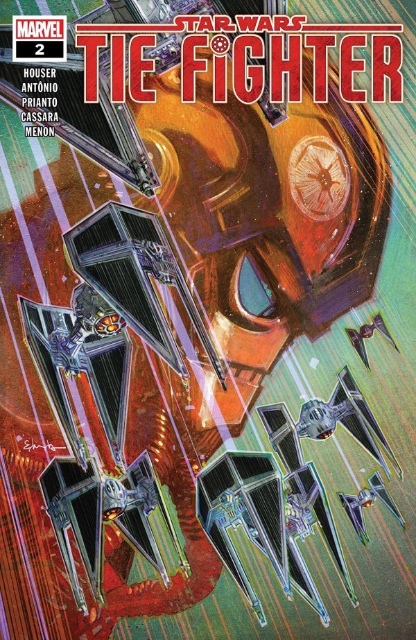 Comic Book Pull for May 15th, 2019 STAR WARS TIE FIGHTER #2