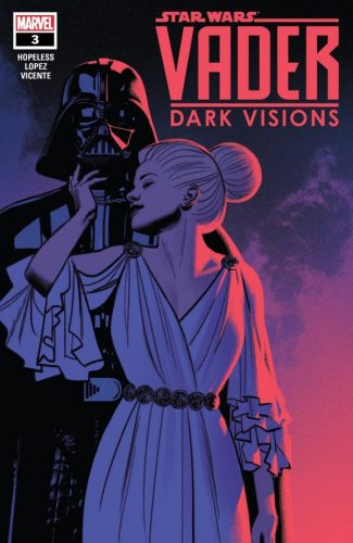 STAR WARS VADER DARK VISIONS 3 325x500 Comic Review for week of April 24th, 2019